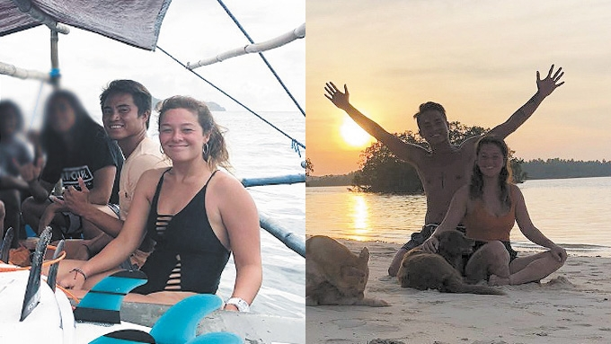 Andi Eigenmann in a relationship with champion surfer?