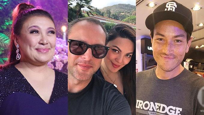 Sharon Cuneta speaks up about KC's ex, current boyfriend