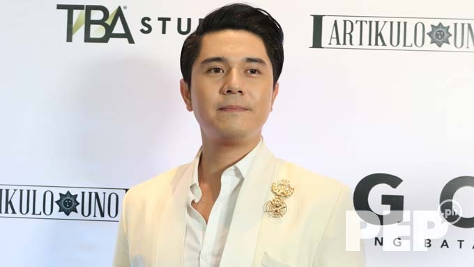 Paulo Avelino mulls retiring from showbiz