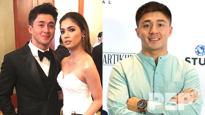 Arron Villaflor admits breakup with former GirlTrends member