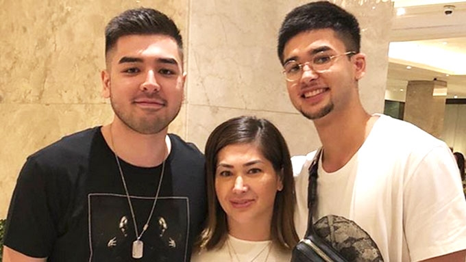 Jackie Forster denies using Andre, Kobe for fame and money