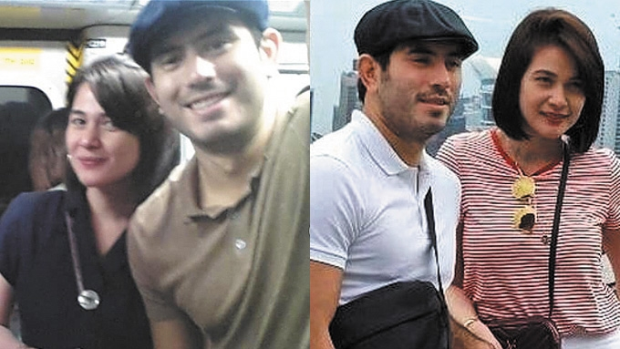 Bea Alonzo-Gerald Anderson Hong Kong photos leaked online