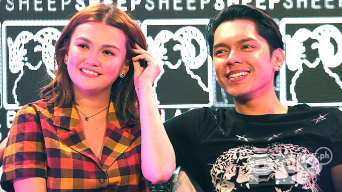 Angelica reveals she and Carlo became a couple twice