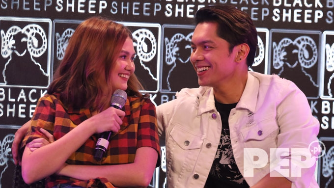 Angelica, Carlo no more hang-ups with their exes