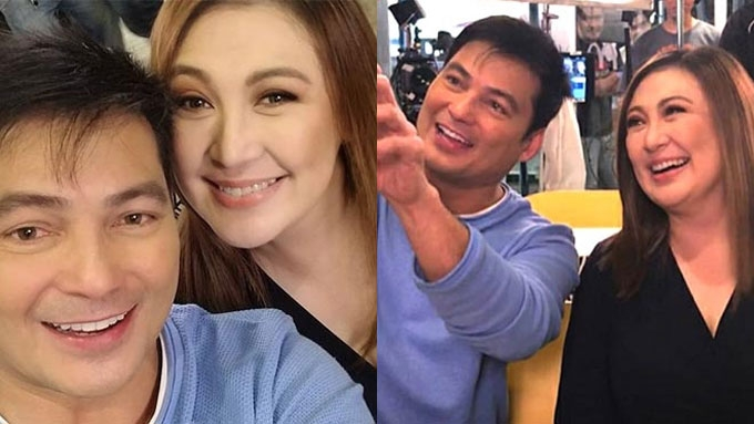 Sharon Cuneta on Gabby Concepcion: