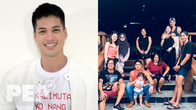 Vin Abrenica ready to settle down with Sophie Albert