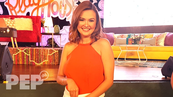 Angelica reacts to being linked to Carlo, Zanjoe, JM, JC