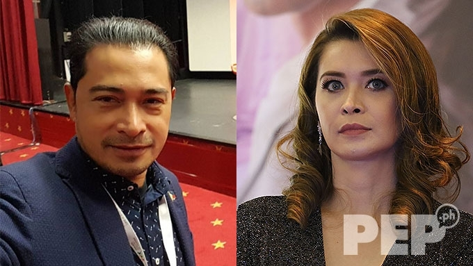 Sunshine Cruz replies to columnist defending Cesar Montano