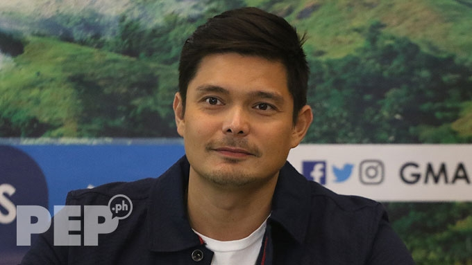 Dingdong Dantes ends speculations about possible Senate run