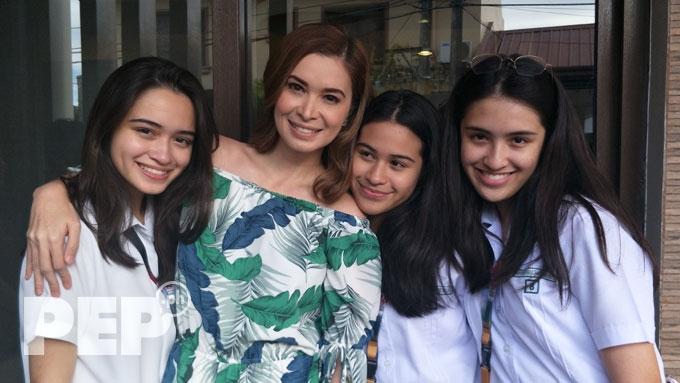 Sunshine Cruz explains daughters' reactions to annulment
