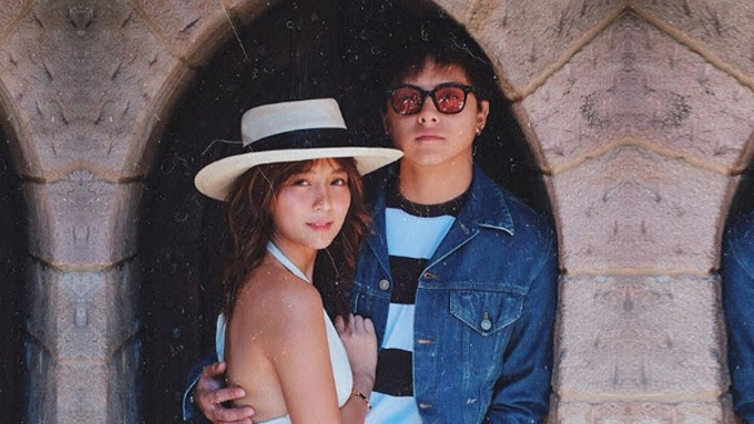 Kathryn happy to be open about relationship with Daniel