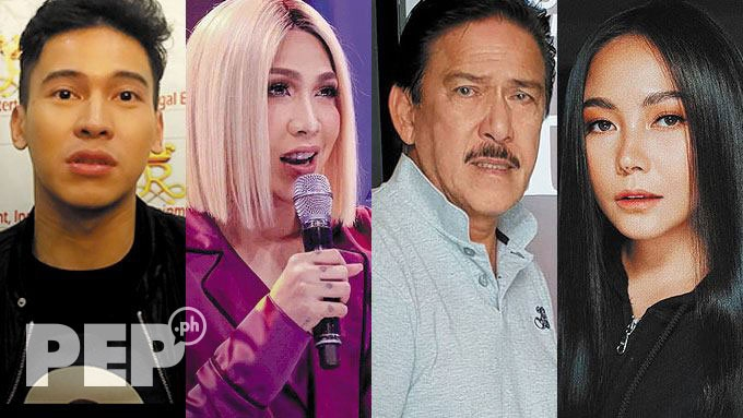 Vice, Enchong, Yeng slam Senator Tito Sotto's proposal