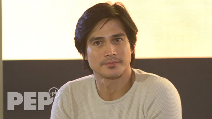 Piolo happy ex-girlfriend KC is back with French BF