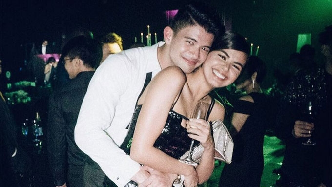 Janine remembers Star Magic Ball date with Rayver