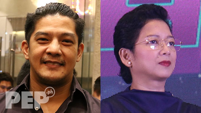 Romnick Sarmenta, Harlene Bautista announce their separation