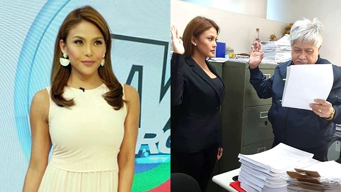 Gretchen Fullido files sexual harassment vs ABS-CBN colleagues