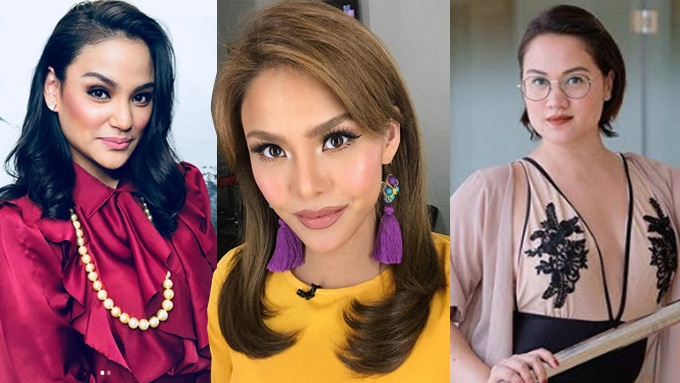 Jerika Ejercito, Melissa Ricks support Gretchen Fullido