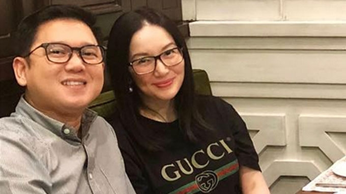 Kris Aquino goes to dinner with Mayor Herbert Bautista