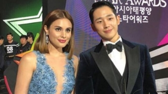 Max Collins ecstatic upon meeting South Korean actor Jung Hae In