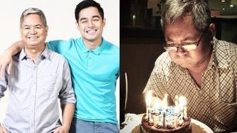 Benjamin Alves shares emotional tribute to late father Ebet Sapida