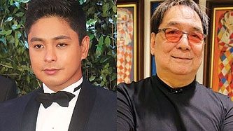 Coco Martin remembers how Joey de Leon helped him as newbie