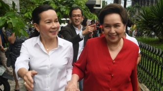 Grace Poe seeks second Senate term