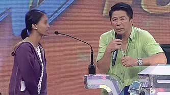 Netizens react to Wowowin contestant who got pregnant at 13 by 30-year-old BF