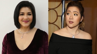 Angeline Quinto shuts up bashers claiming she is threatened by Regine Velasquez's transfer to ABS-CBN