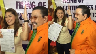 Sheryl Cruz running for councilor in Manila's second district