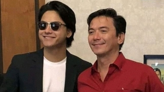 Daniel Padilla shows support for dad Rommel Padilla's congressional bid in Nueva Ecija