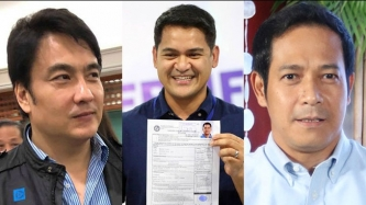 Bong Revilla, Jiggy Manicad eye senate posts in 2019