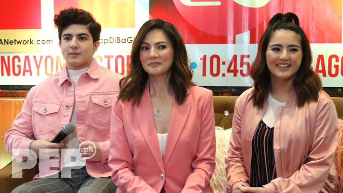 Carmina: Mavy, Cassy not yet allowed to be in a relationship