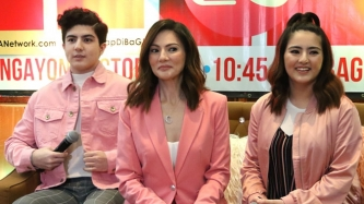 Carmina Villarroel: Twins Mavy and Cassy not yet allowed to be in a relationship