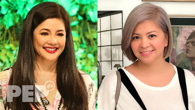 Cacai Velasquez-Mitra reveals factors why Regine left GMA-7