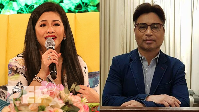 Arnell Ignacio defends Regine Velasquez from bashers