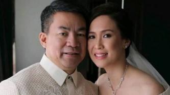 Sen. Koko Pimentel weds chef Kathryna Yu