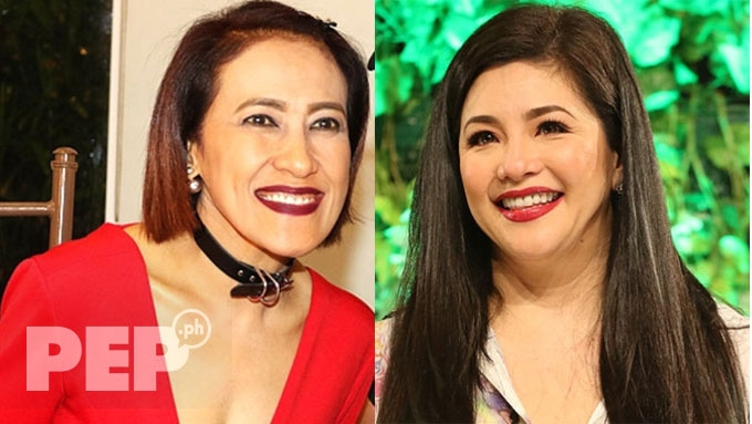 Ai-Ai reacts to netizen criticizing Regine network transfer