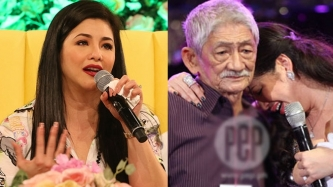 Regine Velasquez muses on what Mang Gerry would say about her transfer to ABS-CBN