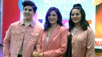 Carmina Villarroel aware she can't shield Mavy, Cassy from showbiz intrigues