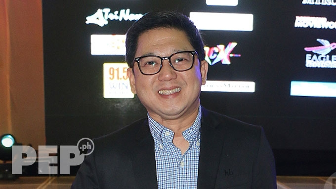 Herbert Bautista joins Ricky Lee scriptwriting workshop