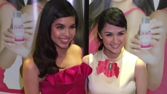 Maine Mendoza, Marian Rivera dismiss issue of rivalry between them