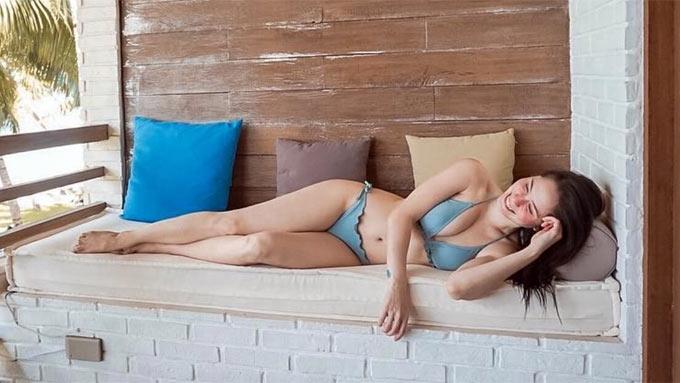 Jessy slams netizens saying her bikini pics are