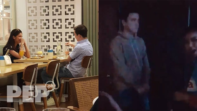 Maine Mendoza, Arjo Atayde party at BGC bar: Date night?