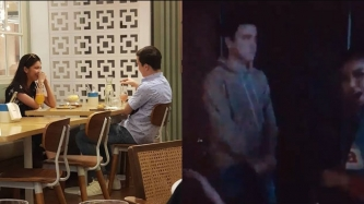 Maine Mendoza, Arjo Atayde spotted partying at BGC bar; netizens ask: are they dating?