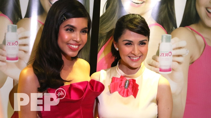 Maine, Marian dismiss issue of rivalry between them