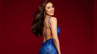 Michele Gumabao optimistic despite Miss Globe 2018 loss