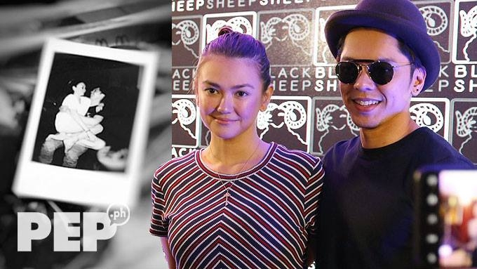 Angelica posts sweet message for Carlo: