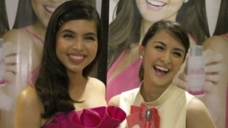 Maine Mendoza on Marian Rivera's revelation about her suitors: