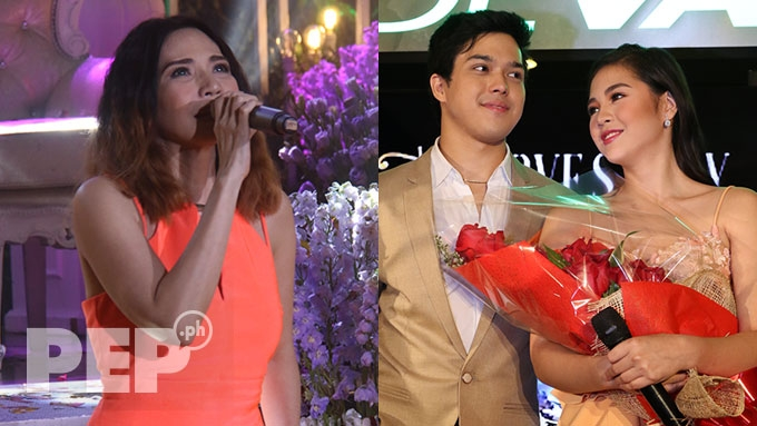 Jenine Desiderio reacts to Janella's accusation against Elmo