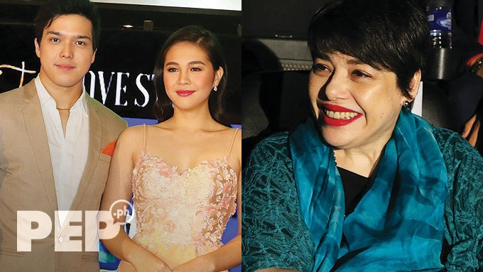Elmo Magalona still mum about Janella Salvador's accusations